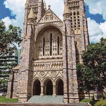 セントジョーンズ大聖堂