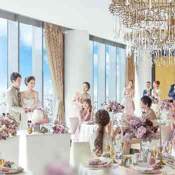 HARMONIE EMBRASSEE WEDDING HOTEL(アルモニーアンブラッセ)