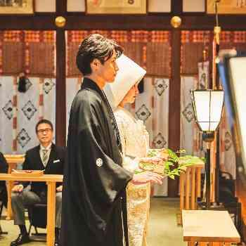東京大神宮マツヤサロンのこだわりポイント. 神前結婚式創始の神社
