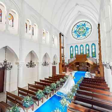アルカンシエル luxe mariage 大阪 i love you every step of the way.